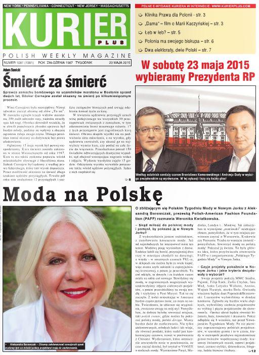 Kurier Plus - e-wydanie 23 maja 2015