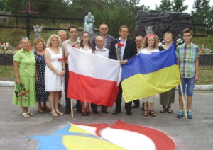 Polacy z rejonu borodjanskiego pod Kijowem
