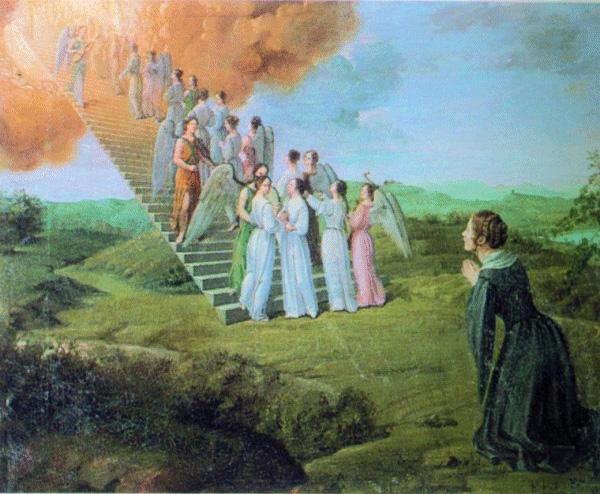 Calcinardi - wizja Św. Anieli Merici