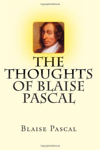 Pascal - Myśli