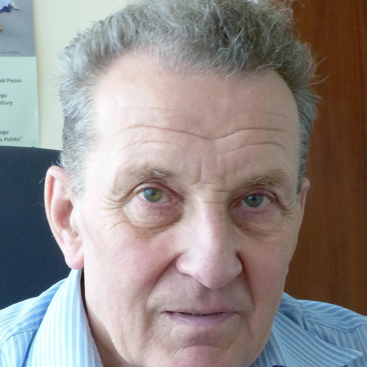 Dr Jan G. Mincewicz, foto: Leszek Wątróbski