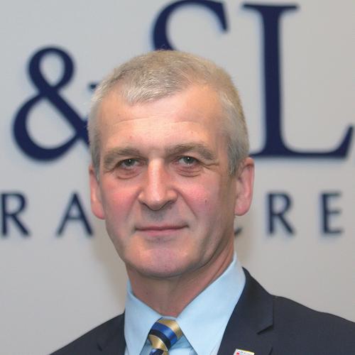 Ryszard Bąk - skarbnik Rady Dyrektorów Polsko-Słowiańskiej Federalnej Unii Kredytowej