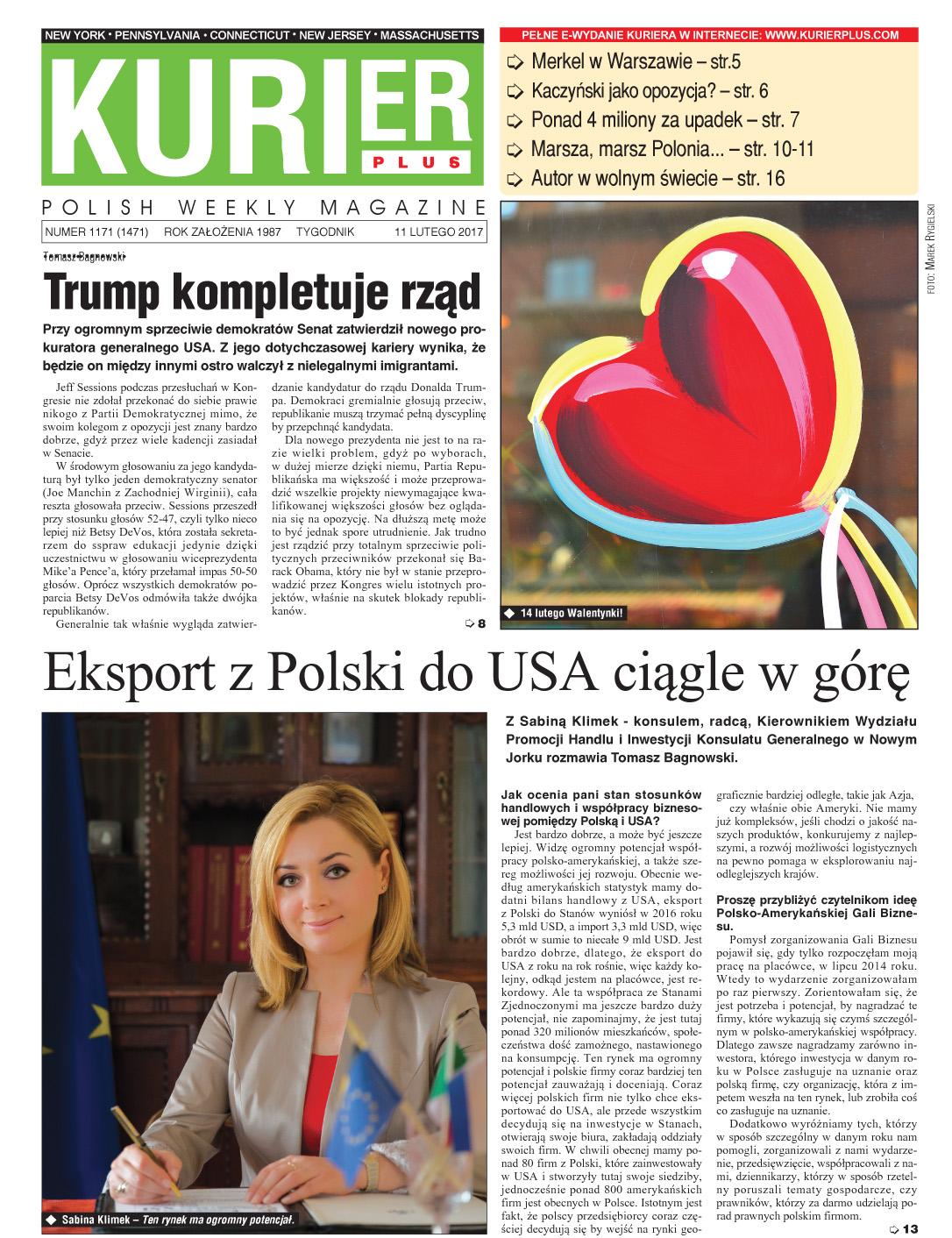 Kurier Plus - e-wydanie 11 lutego 2017