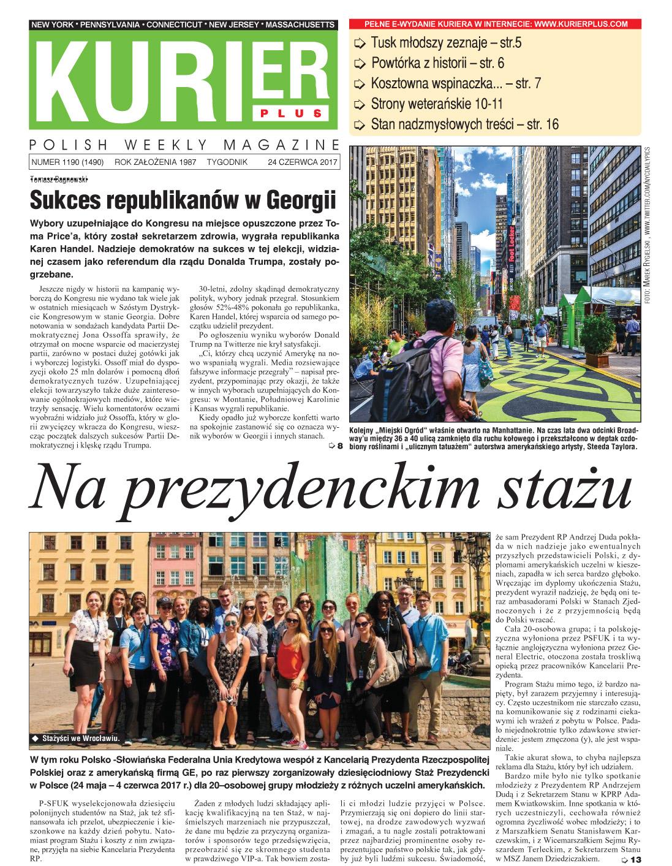 Kurier Plus - e-wydanie 24 czerwca 2017