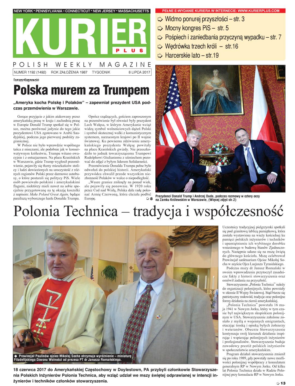 Kurier Plus - e-wydanie 8 lipca 2017