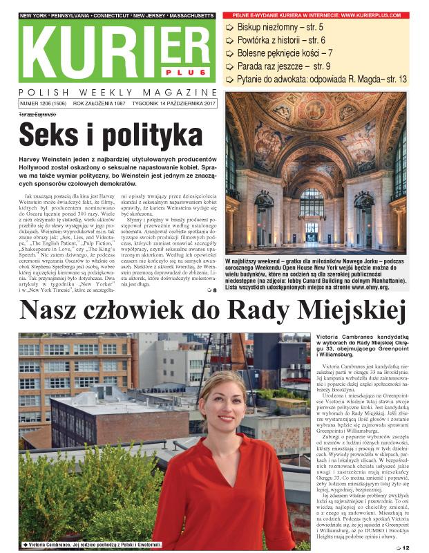 Kurier Plus - 14 października 2018