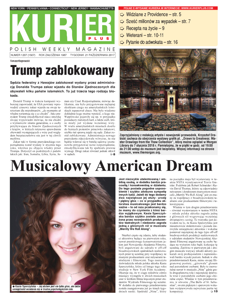 Kurier Plus – e-wydanie 21 października 2017