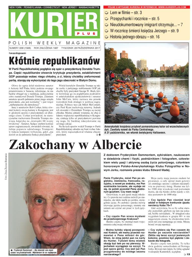 Kurier Plus: e-wydanie 28 października 2017