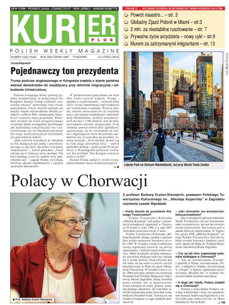 Kurier Plus - e-wydanie 3 lutego 2018