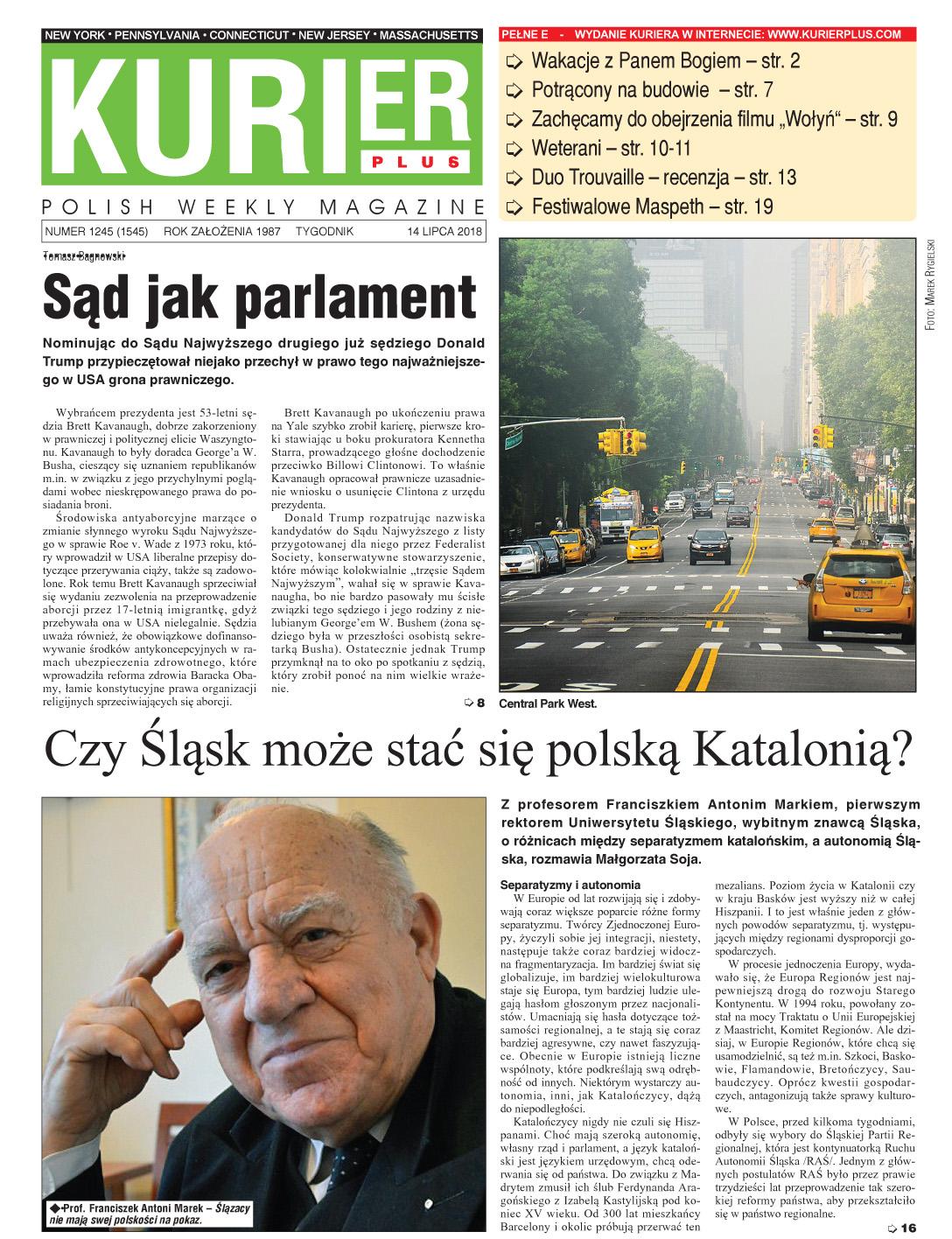 Kurier Plus - e-wydanie