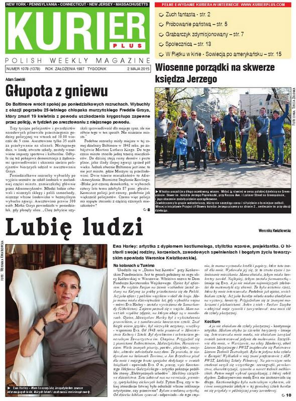 Kurier Plus e-wydanie 2 maja 2015
