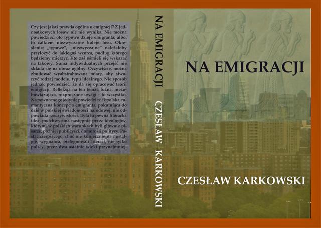 Czeslaw Karkowski - Na Emigracji