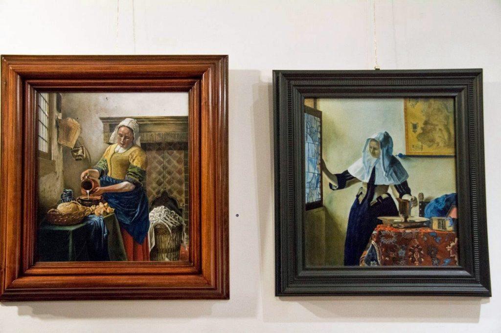 Wystawa Krzysztofa Drabickiego w Galerii Kuriera Plus. foto Zosia Zeleska-Bobrowski