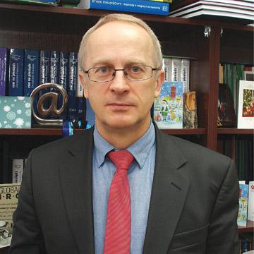 Prof. dr hab. Dariusz Zarzecki. foto: Leszek Watróbski