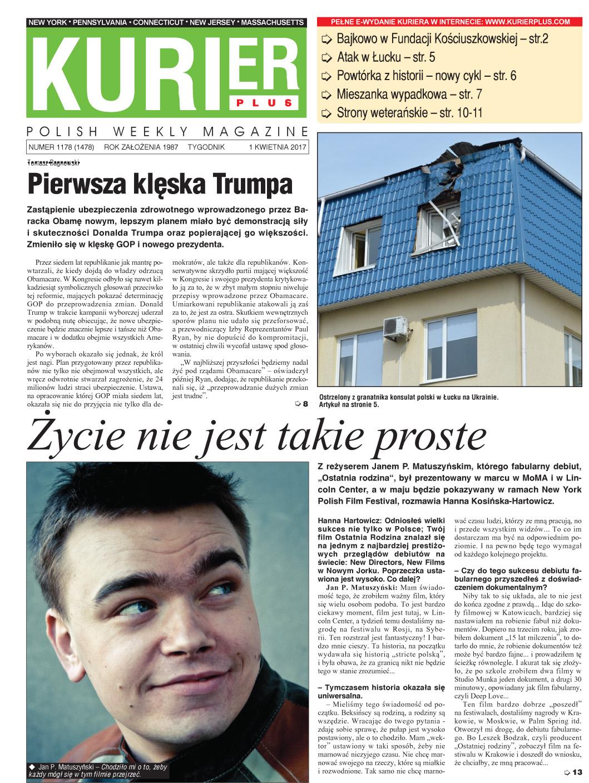 Kurier Plus - e-wydanie 1 kwietnia 2017