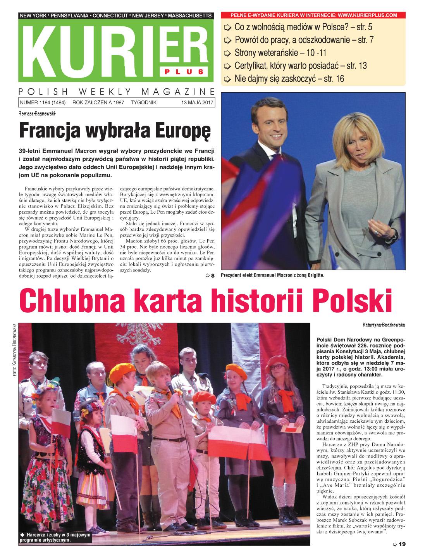 Kurier Plus - 13 maja 2017