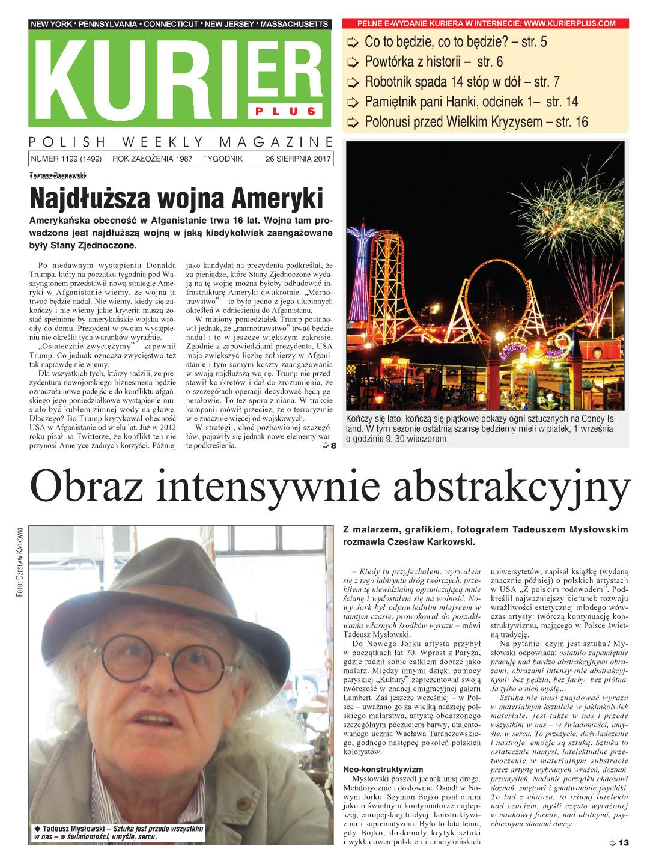 Kurier Plus - e-wydanie 26 sierpnia 2016
