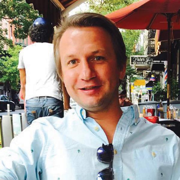 Michał Kondrat. Foto: archiwum
