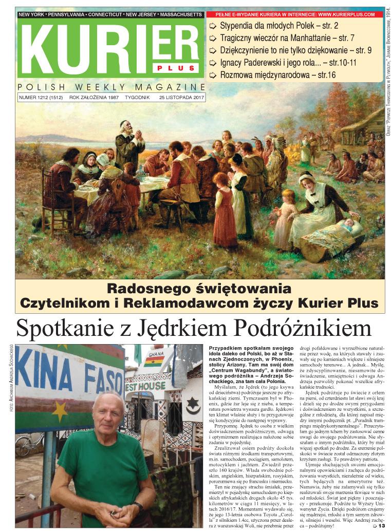 Kurier Plus - 25 listopada 2017