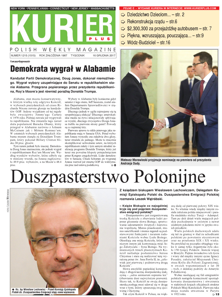 Kurier Plus - e-wydanie 16 grudnia 2017