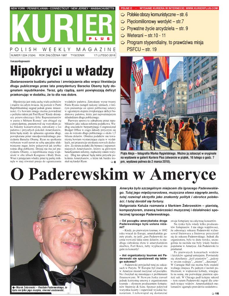 Kurier Plus - e-wydanie 17 lutego 2018